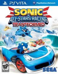 Sonic & All Star Racing Transformed - Seminovo - PSVITA