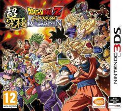 Dragon Ball Z: Extreme Butoden - Seminovo - Nintendo N3DS