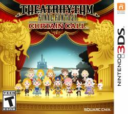 Theatrhythm Final Fantasy: Curtain Call - Seminovo - Nintendo 3DS