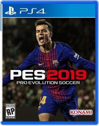 Pro Evolution Soccer 2019 PES - PS4