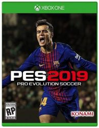 Pro Evolution Soccer 2019 - Xbox One (Pré-venda)