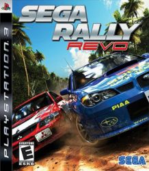SEGA Rally Revo - Seminovo - PS3
