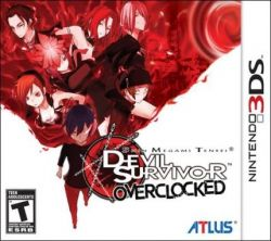 Shin Megami Tensei: Devil Survivor Overclocked - Seminovo - Nintendo 3DS