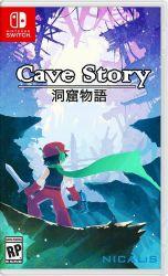 Cave Story + - Seminovo - Nintendo Switch