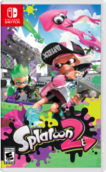 Splatoon 2 - Seminovo - Nintendo Switch