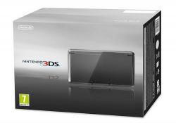 Console Nintendo 3DS Preto - Seminovo (Com caixa)