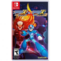 Mega Man X Legacy Collection 1+2 - Nintendo Switch