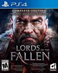 Lords of the Fallen - Complete Edition - Seminovo - PS4