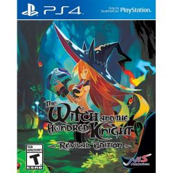 The Witch and The Hundred Knight - Revival Edition - PS4
