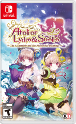 Atelier Lydie & Suelle ~The Alchemists and the Mysterious Paintings~ - Nintendo Switch