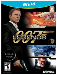 007 Legends - Seminovo - Wii U