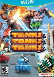 Tank! Tank! Tank! - Seminovo - Wii U
