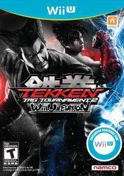 Tekken Tag Tournament 2 - Seminovo - Wii U