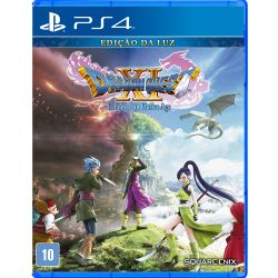 Dragon Quest XI: Echoes of an Elusive Age - Edition of Light - PS4