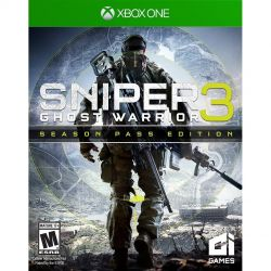 Sniper: Ghost Warrior 3 - Season Pass Edition -  Xbox One