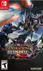 Monster Hunter Generations: Ultimate - Nintendo Switch (Pré-venda)