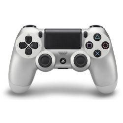 Controle DualShock 4 Silver Edition Prata - Seminovo - PS4