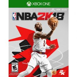 NBA 2K18  - Seminovo - Xbox One