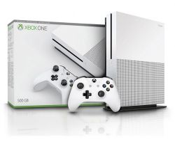 Console Xbox One S 4K 500GB Branco - RECON