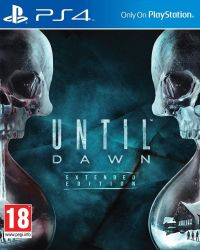 Until Dawn - Extended Edition - PS4