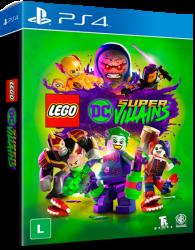 LEGO DC Super-Villains - Edição Especial - Totalmente em Português - PS4