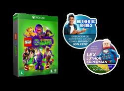 LEGO DC Super-Villains - Edição Especial - Totalmente em Português - Xbox One