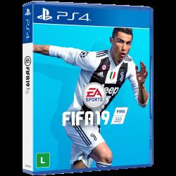 FIFA 19 - Totalmente em Português - PS4