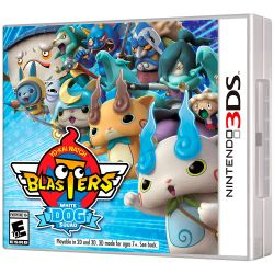 Yo-Kai Watch Blasters: White Dog Squad - Nintendo 3DS