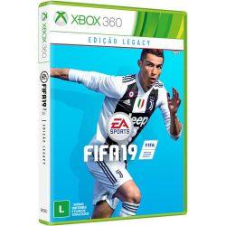 FIFA 19 - Totalmente em Português - Xbox 360