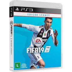 FIFA 19 - Totalmente em Português - PS3