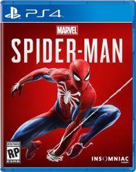 Spider-Man - Seminovo - PS4