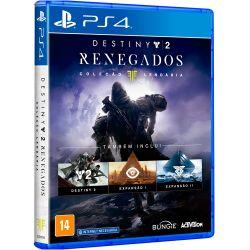 Destiny 2: Renegados - PS4 (Pré-venda)