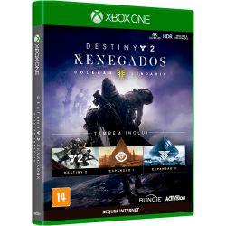 Destiny 2: Renegados - Xbox One (Pré-venda)