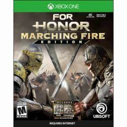 For Honor Marching Fire Edition - Xbox One (Pré-venda)