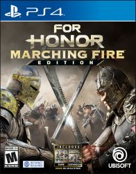 For Honor Marching Fire Edition - PS4