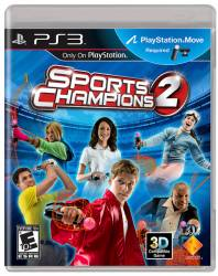 Move Sports Champions 2 - PS3