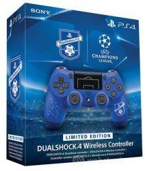 Controle Dualshock 4 Azul Champions League - PS4