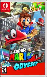 Super Mario Odyssey - Seminovo - Nintendo Switch