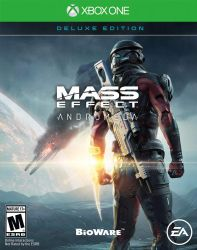 Mass Effect: Andromeda - Deluxe Edition- Xbox One