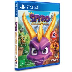 Spyro Reignited Trilogy Game - PS4