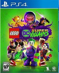 LEGO DC Super-Villains - Totalmente em Português - PS4