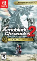 Xenoblade Chronicles 2: Torna ~ The Golden Country - Nintendo Switch