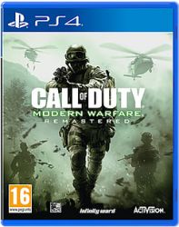 Call of Duty: Modern Warfare - Remastered - PS4