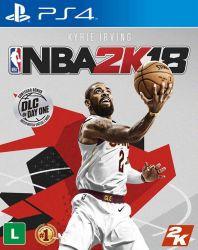 NBA 2K18  - Seminovo - PS4