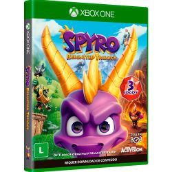 Spyro Reignited Trilogy Game - Xbox One