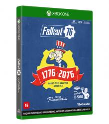 Fallout 76 - Edição Tricentenária - Xbox One