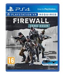 Firewall: Zero Hour - Seminovo - PSVR