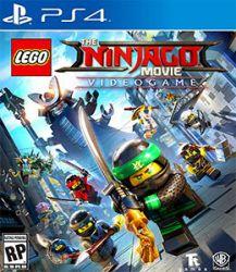 LEGO Ninjago - Seminovo - PS4