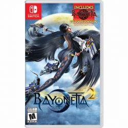 Bayonetta 2 - Seminovo - Nintendo Switch