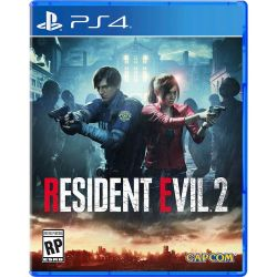 Resident Evil 2: Remake - PS4